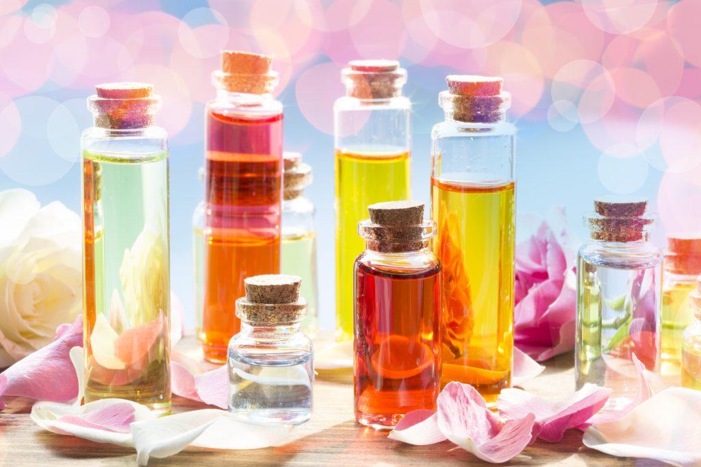 anti aging essential oils